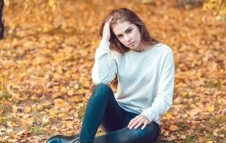 one of many beautiful Russian women